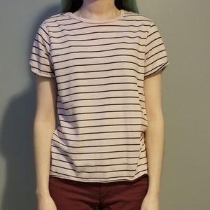 Rue 21 stripped shirt